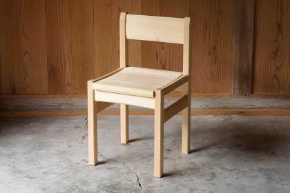 尾鷲ヒノキの椅子
